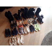 Женская обувь. Разная. Распродажа. 37 размер