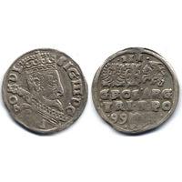 Трояк 1599, Сигизмунд III Ваза, Быдгощ