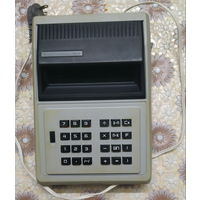 Калькулятор конторский Электроника МКШ-2 (42 в) для коллекций.
