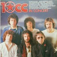 10CC /In Concert/1982, Pickwick, LP, NM, England
