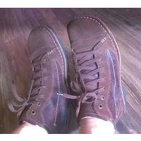Ботинки, Сamel Active. Германия, 37 р, кожа