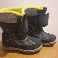 Зимние ботинки lassie 25размер
