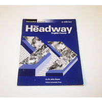 New Headway English Course Intermediate Workbook (с ответами)