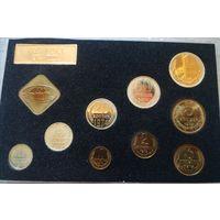 Годовой Набор монет 1974 г СССР