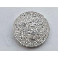 KM# 167 10 MARK 15.5000 g., 0.6250 Silver 0.3114 oz. ASW, 33 mm.