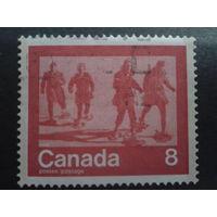 Канада 1974 Олимпиада в Монреале, кросс