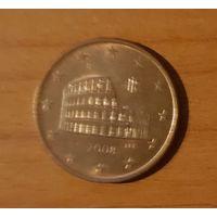 5 евроцентов 2008 Италия