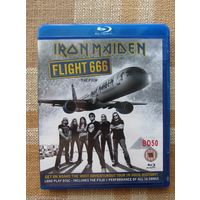 IRON MAIDEN  - Flight 666 (2009, blu-ray, BD-R 50 GB)