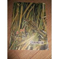 Журнал Юный натуралист 1975 #8