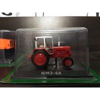 Тракторы: история, люди, машины 130 - ЮМЗ-6АК