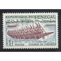 Сенегал 1961 Спорт 3м. чист.