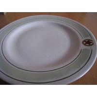 Тарелка из столовой генштаба МО БССР
