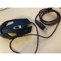 Проводная оптическая игровая мышь Fantech