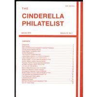 Журнал Cinderella Philatelist Великобритания январь 2010 А4 формат 48 страниц лот РАСПРОДАЖА