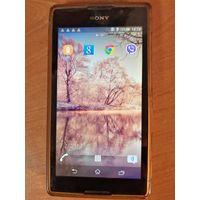 Телефон Sony Xperia C 2305.