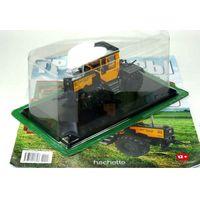 Тракторы: история, люди, машины Номер117 - Unimog MB Trac 1100 (MB Kommunal)