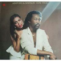 Ashford And Simpson /Stay Free/1979, WB, LP, EX, Germany
