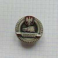 Польша. Отличный водитель 2класса (серебро)