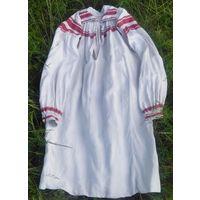 Сорочка белорусская традиционная (вышиванка), до 1892 г.