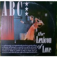 ABC - the Lexicon of Love, 1982, LP, USA