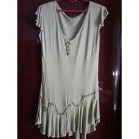 Платье туника,42-44 р