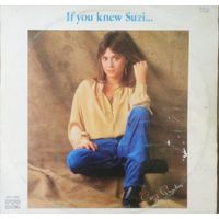 Suzii Quatro - If you knew Suzi..., LP