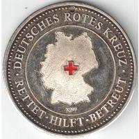 Медаль красный крест