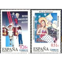 Испания 2003 Рождество - Религия MNH** (И)