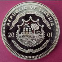 10$ Либерия