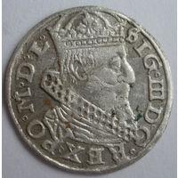 Грош литовский 1626