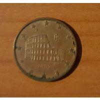 5 евроцентов 2009 Италия