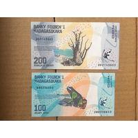 2 Банкноты Мадагаскара
