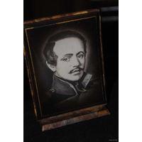 Настольный портрет М.Ю. Лермонтова - всего за 7 у.е.