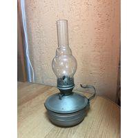 Лампа керасиновая СССР (состояние)