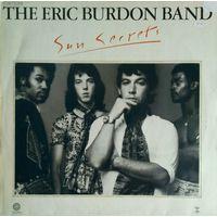 The Eric Burdon Band/Sun Secrets/1974,EMI, Germany, LP,EX