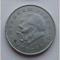 Германия - ГДР 20 марок, 1972 Первый президент ГДР - Вильгельм Пик 7-9-10