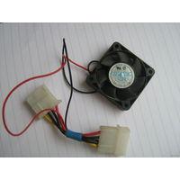 Вентилятор для обдува  видеокарты компьютера
