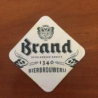 Подставка под пиво Brand