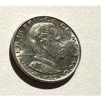 Монако 1 франк, 1982 5-5-22