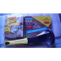 Подарочный набор для приготовления супа. распродажа