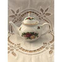 Чайник заварочный Royal Albert Old country roses