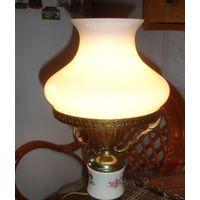 Плафон для настольной лампы светильника люстры бра диаметр посадки 17,2- 17,5 см