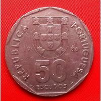 40-19 Португалия, 50 эскудо 1986 г.