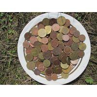 190 монет ФРГ