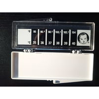 Термометр налобный (термометр-полоска)