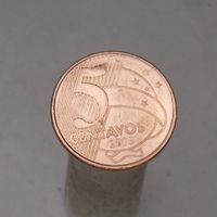 Бразилия 5 центавос 2003