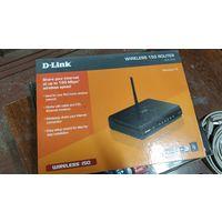 Интернет Роутер. Wireless 150 Routes D-Link Dir-300