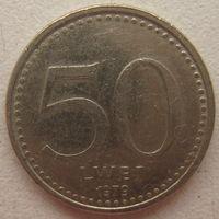 Ангола 50 лвей 1979 г.