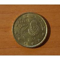 10 евроцентов 2003 Испания