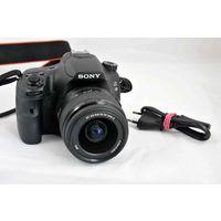 Зеркальный цифровой фотоаппарат Sony Alpha SLT-A58 + KIT 18-55